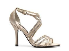 Nina Crysten Sandal Mother of the Bride Wedding Shop Women's Shoes - DSW
