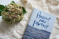 Present Over Perfect, is an invitation, a hand reaching out across the pages, calling out to each one of us who find ourselves drowning under the weight of our lives. In its pages, you'll find a gentle friend, space to breathe, room to fail and get back up, and a vision for life grounded deeply in God's unconditional love. This book is a keeper for years to come.