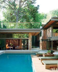 Awesome pool houses