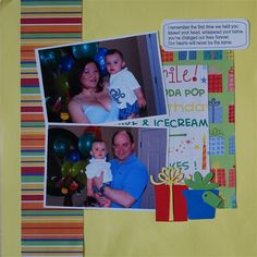 Baby's First Birthday (2 of 8) - Scrapbook.com