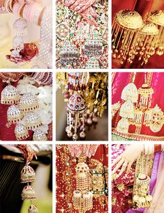 Every bride's dream...   ♡ ❤For More Follow On INSTA @love_ushi OR PINTEREST @ANAM SIDDIQUI ♥ ♡