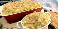 Oscars Dish: Wolfgang Puck's Mac and Cheese
