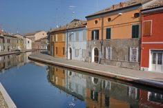 """Comacchio, Enchanting Canal Town"" by @wildabouttravel"