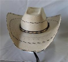 High Noon Hats The Decker     Retail: $30.00