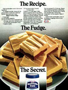 Dying for Chocolate: Ribbon Fantasy Fudge