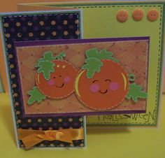 Ready Set Stamp: Simply Charmed Pumpkins