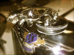 Another Pouncing Cat - 1950s Jaguar Hood Ornament