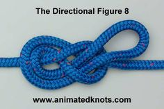 How to Tie the Figure 8 Directional Loop