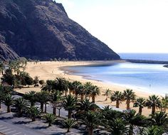 Tenerife, Playa Las Americas - The only time we all went abroad as a family ♡