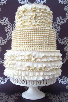 ruffle me a cake