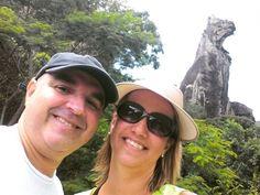 Dia de passear na Pedra do Cão Sentado (Nova Friburgo-RJ) #novafriburgo #serra #friburgo #caosentado #trilha #family #turismo