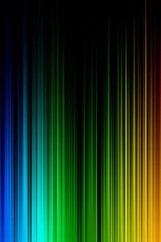 Rainbow abstract 13