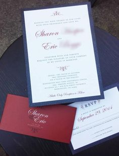 """My client LOVED her wedding invitation suite.  I can always trust smartpress to print and deliver just what I've ordered correctly and on time! The process is easy and the price is just right!! Thank you!!!!!"" ~ Smartpress.com Customer"