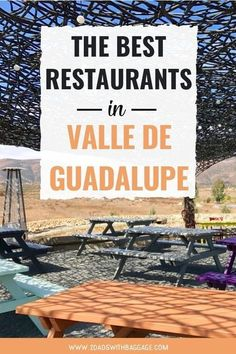Check out these best restaurants in Valle De Guadalupe - travel destinations bucket lists places to visit, pretty places to visit, amazing places to visit, amazing places to travel, fun places to travel, weekend getaway ideas. #LGBT #familytravel #gaytrav Family Vacation Destinations, Best Vacations, Vacation Trips, Travel Destinations, Vacation Ideas, Beautiful Places To Travel, Best Places To Travel, Cool Places To Visit, Amazing Places