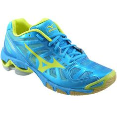 Mizuno Women's Wave Lightning RX2 Volleyball Shoes - Katie could rock these!