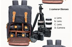 Digital DSLR Camera Bag Photography Backpack Waterproof Photo Lens Canvas Cases For Canon Nikon Camera Travel Bags XA152K-in Backpacks from Luggage & Bags on Aliexpress.com | Alibaba Group Grunge Backpack, Gypsy Bag, Photo Lens, Dslr Camera Bag, Backpack Pattern, Alibaba Group, Travel Bags, Canon