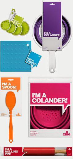Zing! Los utensilios de cocina se presentan | No me toques las Helvéticas | Blog sobre diseño gráfico y publicidad