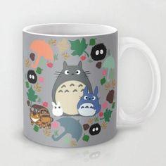 My Neighbor Totoro Cup Coffee Mug