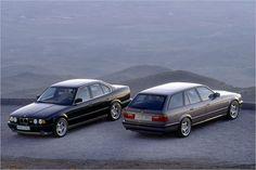 BMW M5 Touring (1992)