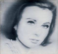 Gerhard Richter, Portrait Liz Kertelge, 1966, 65 cm x 70 cm, Catalogue Raisonné: 108, Oil on canvas