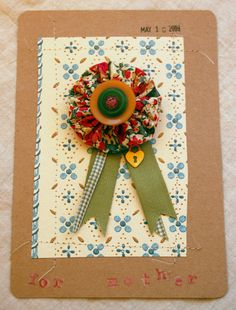 Mother's Day corsage #tutorial