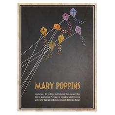 Mary Poppins Canvas Print