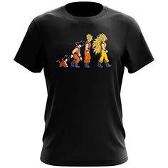 French Days DBZ parodique Sangoku Super Saiyajin : La Th/éorie de l/évolution : Parodie Dragon Ball Z - DBZ Dragon Ball Z Okiwoki T-Shirts