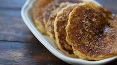 Coconut Macaroon Pancake