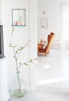 by fryd Decoration Hall, Interior And Exterior, Interior Design, Living Spaces, Living Room, Home And Deco, Scandinavian Home, Home Fashion, Beautiful Interiors