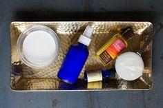 DIY Leave-In Coconut Milk Conditioner Spray