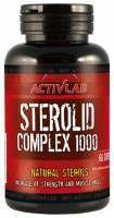 ActivLab Sterolid Complex 1000 to suplement dla osób które pracują nad masą mięśniową. Zapewnia szybszy przyrost masy, siły i wytrzymałości.