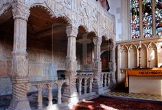 Arundel Castle in Sussex, England (look at the massive marble and the carving on it. Inside Castles, London Dreams, Arundel Castle, Castle Howard, William The Conqueror, English Castles, Castle Wall, My Family History, Medieval Castle