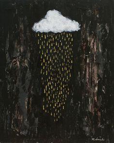 The Wide Night by Rebecca Rebouche