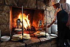 Fireside Dining at Deer Valley Resort