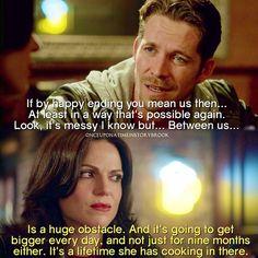 "#OnceUponATime 4x21 ""Mother"" - Robin and Regina"