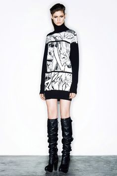 McQ Alexander McQueen - Fall 2014 Ready-to-Wear