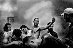 Beyrouth, Photographies de Paolo Pellegrin