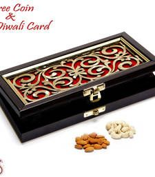 Buy Limited Edition Premium Diwali Gift Box combo diwali-silver-gift online