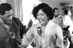 Angela Bassett & Laurence Fishburne as Ike & Tina Turner in 'What's Love Gotta Do With It'