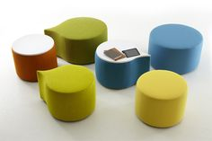 Nimbus by HighTower, perfect for open lobby areas, teaming spaces and lounges.