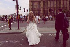 Trash the dress in London - Wedding photography, fotografie nunta, sedinta foto nunta, fotografie creativa, Andreia Gradin Photography