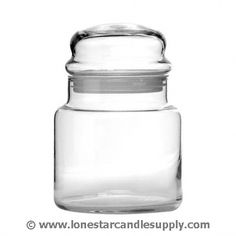 Libbey Storage Jar 22oz with Bubble Lid