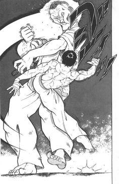 Grappler Baki Manga Vol.1 Ch.6 Page 13