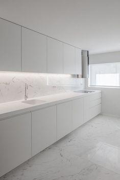 ideas for modern kitchen cabinets - Küche Kitchen Room Design, Kitchen Cabinet Design, Modern Kitchen Design, Interior Design Kitchen, Kitchen Decor, Kitchen Ideas, Kitchen Inspiration, Diy Kitchen, Awesome Kitchen