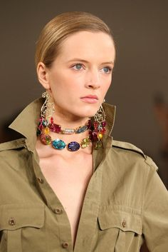 Ralph Lauren Spring 2015 Ready-to-Wear - Details - Gallery - Look 120 - Style.com