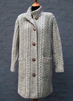 Classic frakke fra Hanne Falkenberg