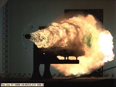 10 Futuristic Weapons You Won't Believe Are Actually Real - 3. Railgun
