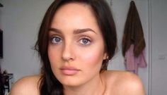 LTL Favorites: All About That Natural & Glowing Look at the AMA by Chloe Morello