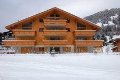Topappartement nabij de skilift in bergdorp met aansluiting op Europa's grootste skigebied #Belvilla #vakantiehuis #wintersport #Zwitserland #Geneve #Leman #chalet #vakantiehuizen #holidayhome #travel #wellness #winter