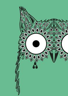 'Owl' by Ms Vanilla